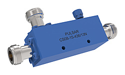 8 dB Type N Directional Coupler, 2-18 GHz